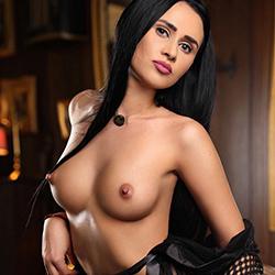 Escort call girl Fransiska in Berlin Buyable love & erotic massage
