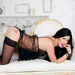 Babette VIP Class Escort Ladie Oberhausen for sex in latex and rubber and sex acquaintances book an appointment immediately