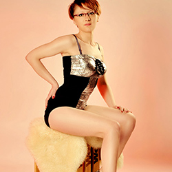 Joanna escort mistress Berlin make an appointment immediately for sex from behind and flirting