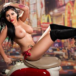 High Class Ladie Ariana offers top escort service in Berlin
