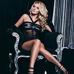 Linda Blondes Callgirl Frankfurt diskreter Top Escort Service