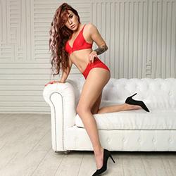 Order Radostina Escort Dreamgirl Wuppertal for kinky striptease and travel partner today